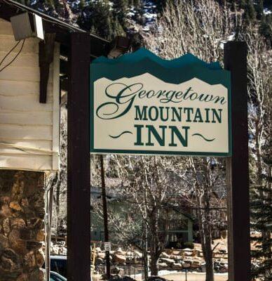 Home, Georgetown Mountain Inn